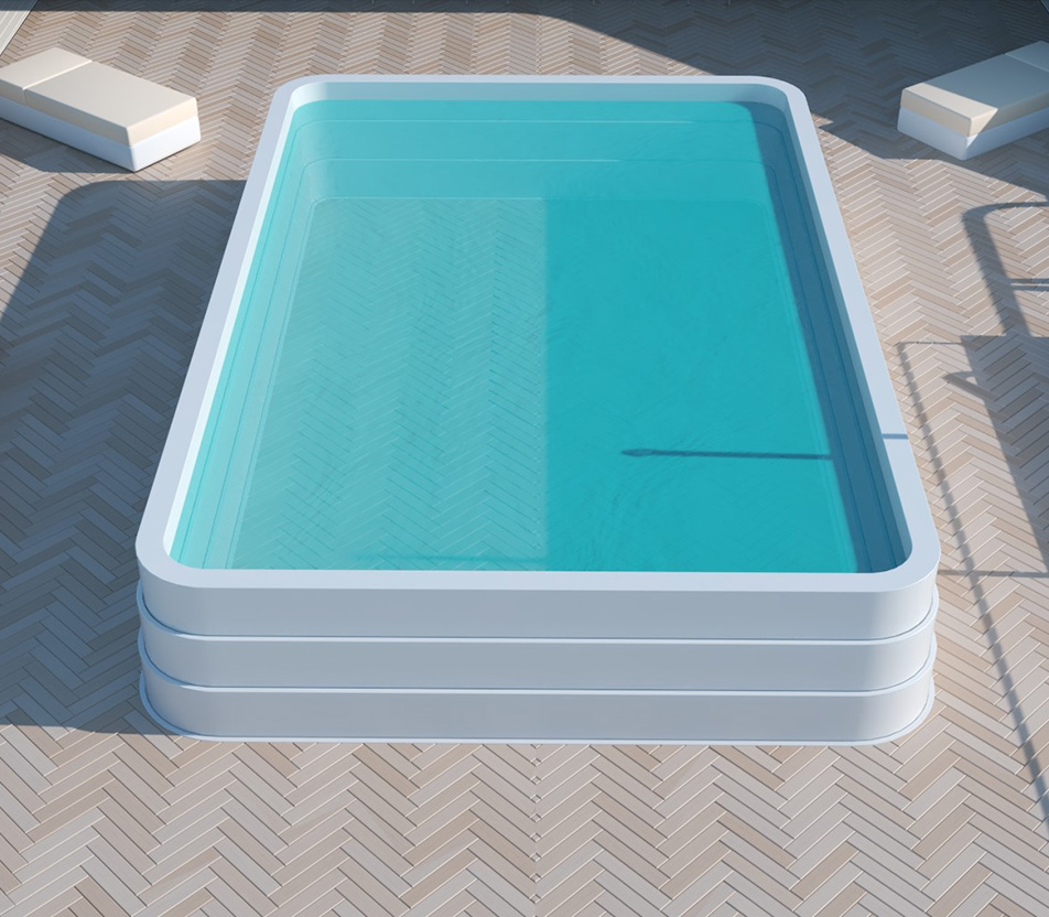Shipools, the company that creates innovative swimming pools for boating
